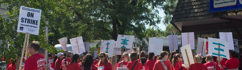Easy Strategies for Parents to Engage their Child During a Teacher's Strike
