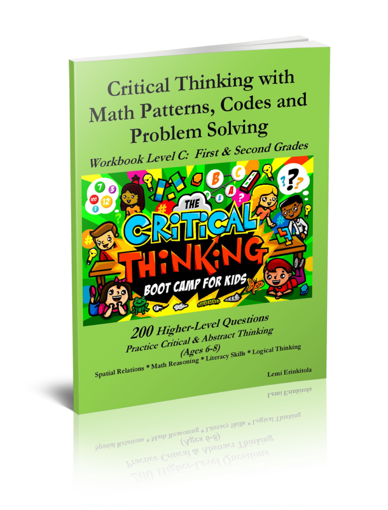 elementary math critical thinking activities