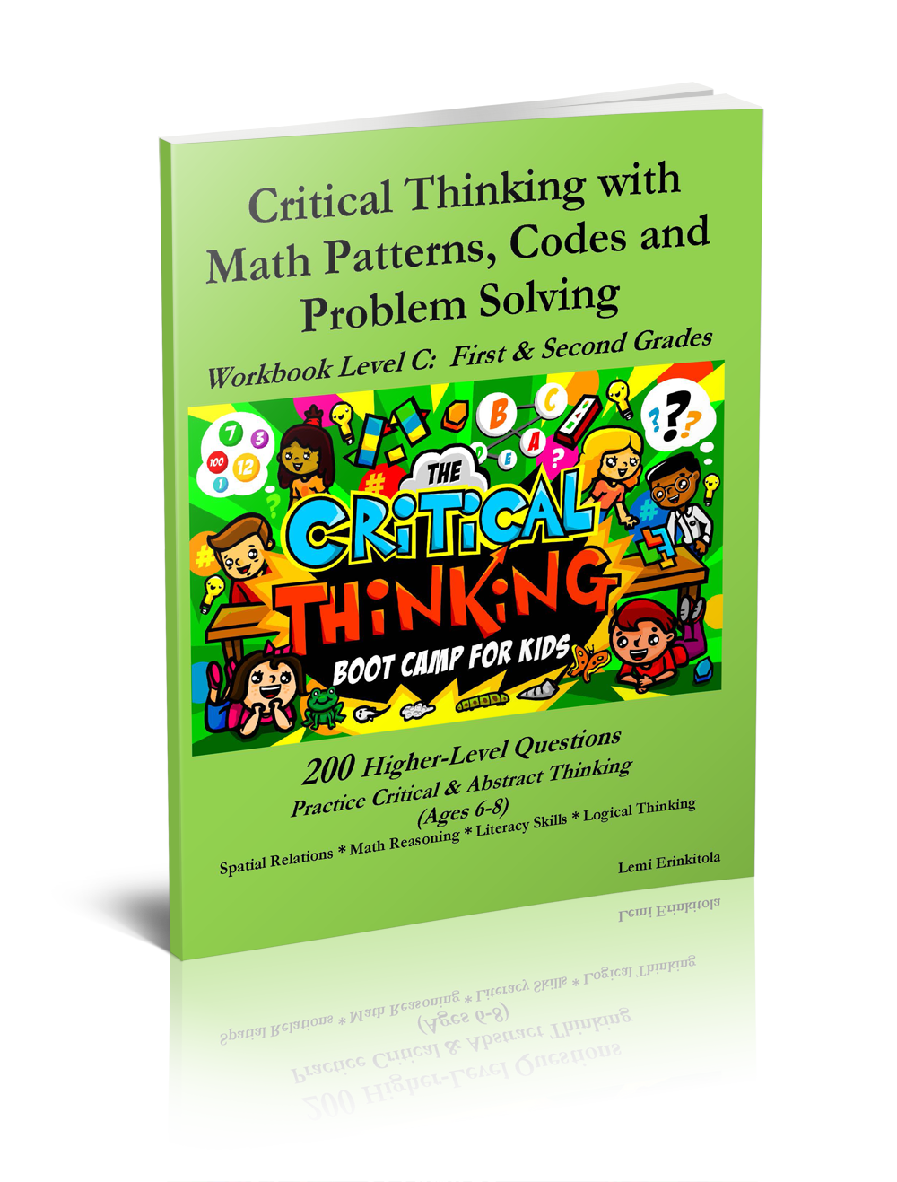 critical thinking math Websites for critical thinking in math figure this – math challenges for families – over 80 math­related challenges to work on together:.