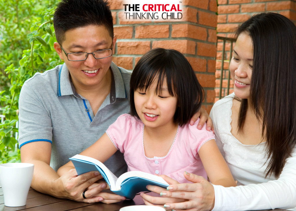 The Critical Thinking Child Parent Mastermind