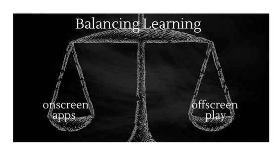 Offscreen vs. Onscreen Learning