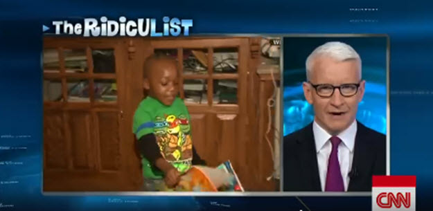 4-Year Old Caleb Green Reads 100 Books in One Day
