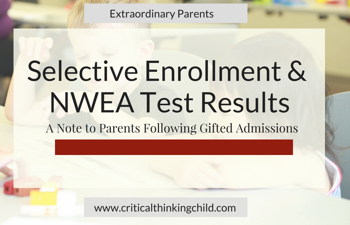 Gifted Test and NWEA Scores | The