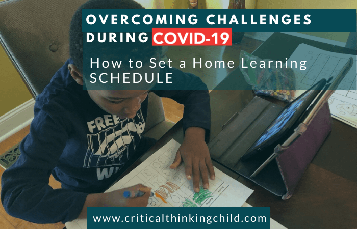 Image result for At Home Learning Schedule for Students